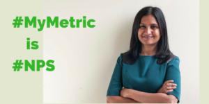 #my metric is #nps