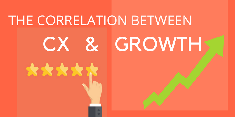 The Correlation between CX & Growth