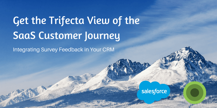 Get the Trifecta View of SaaS Customer Journey