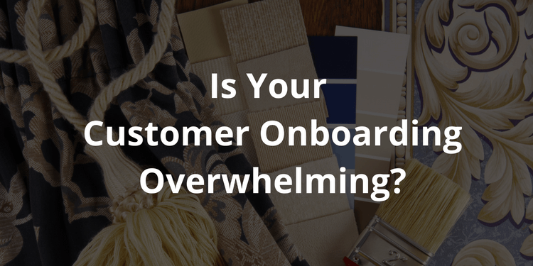 Is Your Customer Onboarding Overwhelming Feature Image