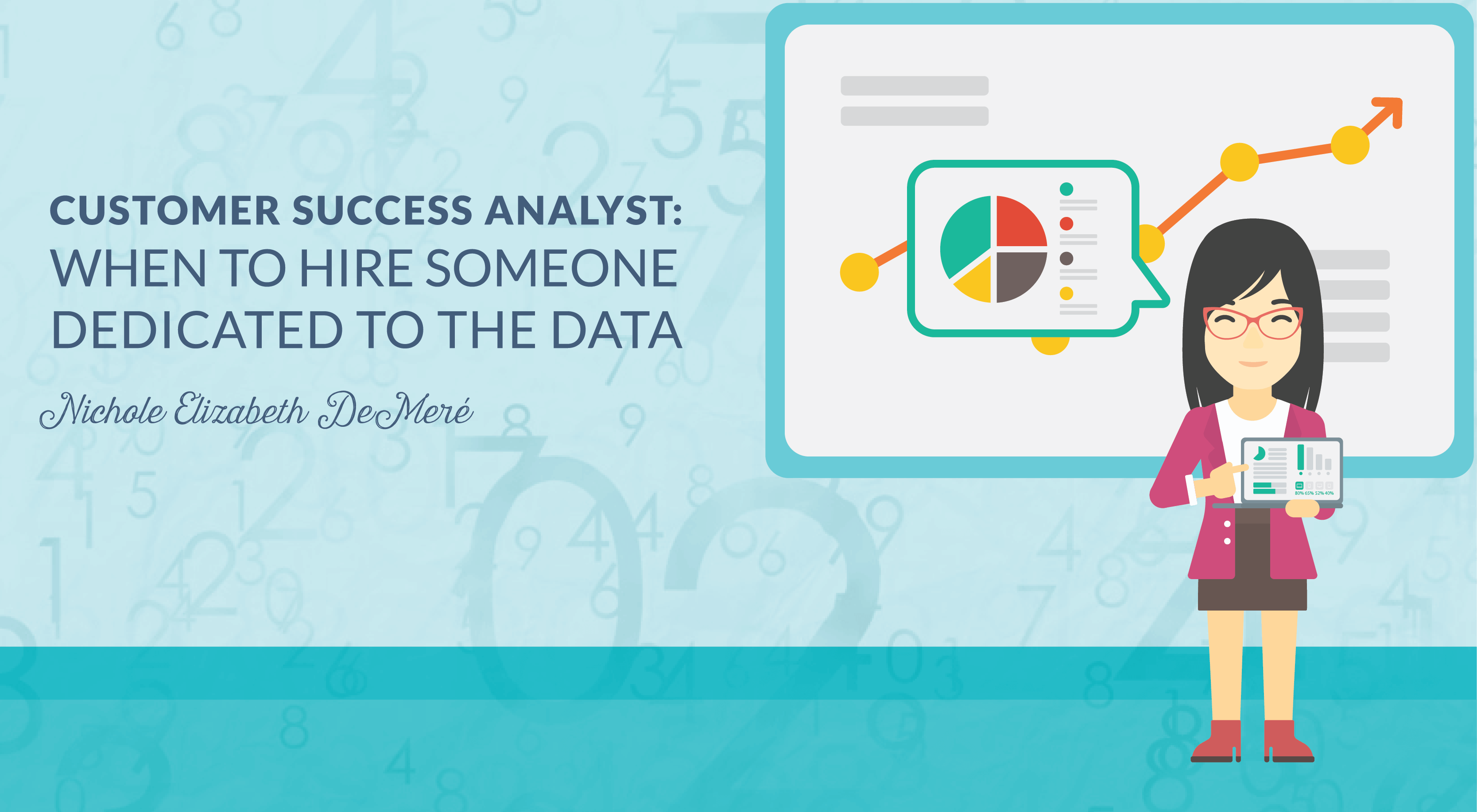 Customer Success Analyst Feature Image