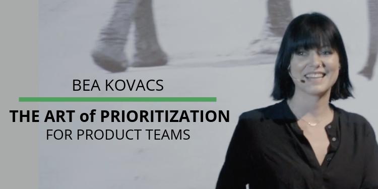 Bea Kovacs on the Art of Prioritization