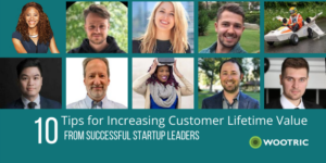 Photos of startup Leaders in the article - men, women, young, older, Black, white, asian